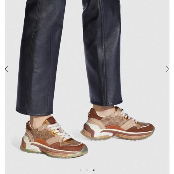 Coach Shoes | New Coach C43 Runner